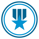 HighGround Rewards and Recognition Badge