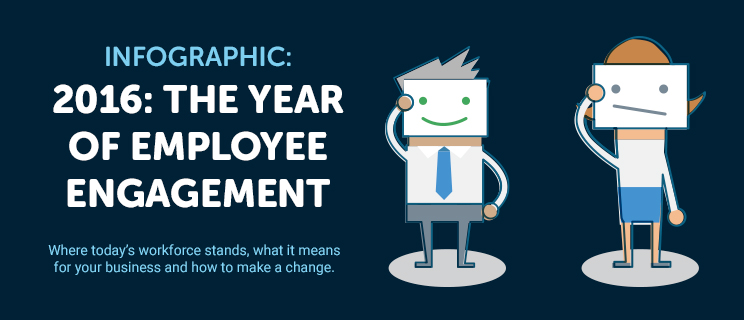 Infographic: The Year of Employee Engagement, 2016