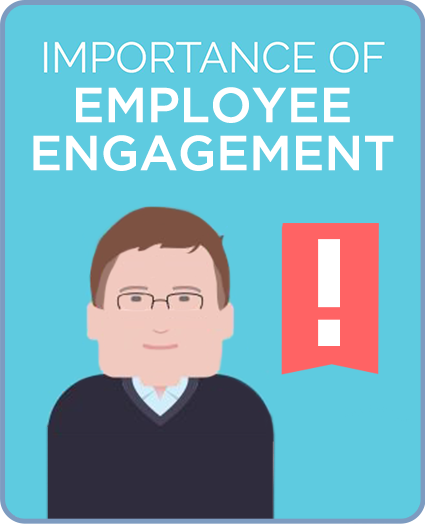 Bill Gates stressing the importance of Employee Engagement
