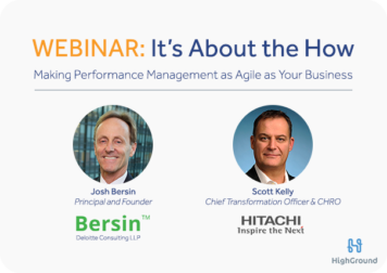 Webinar: It's About the How