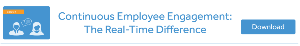 Continuous Employee Engagement